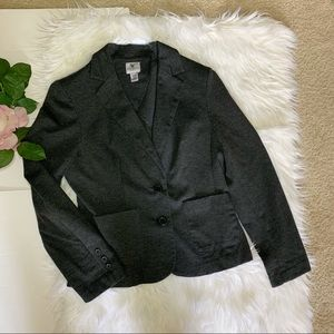 Worthington- Casual Dark gray jacket